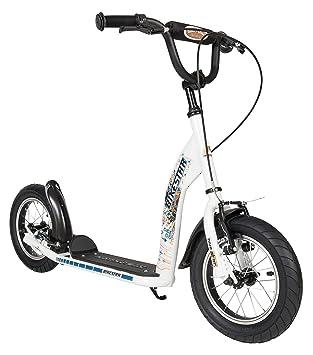 BIKESTAR Patinete infantil | Scooter para niños y niñas a partir de 6-7 años | Patineta 12