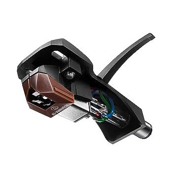 Audio-Technica AT-VM95SH/H Moving Magnet Cápsula Incl. AT ...