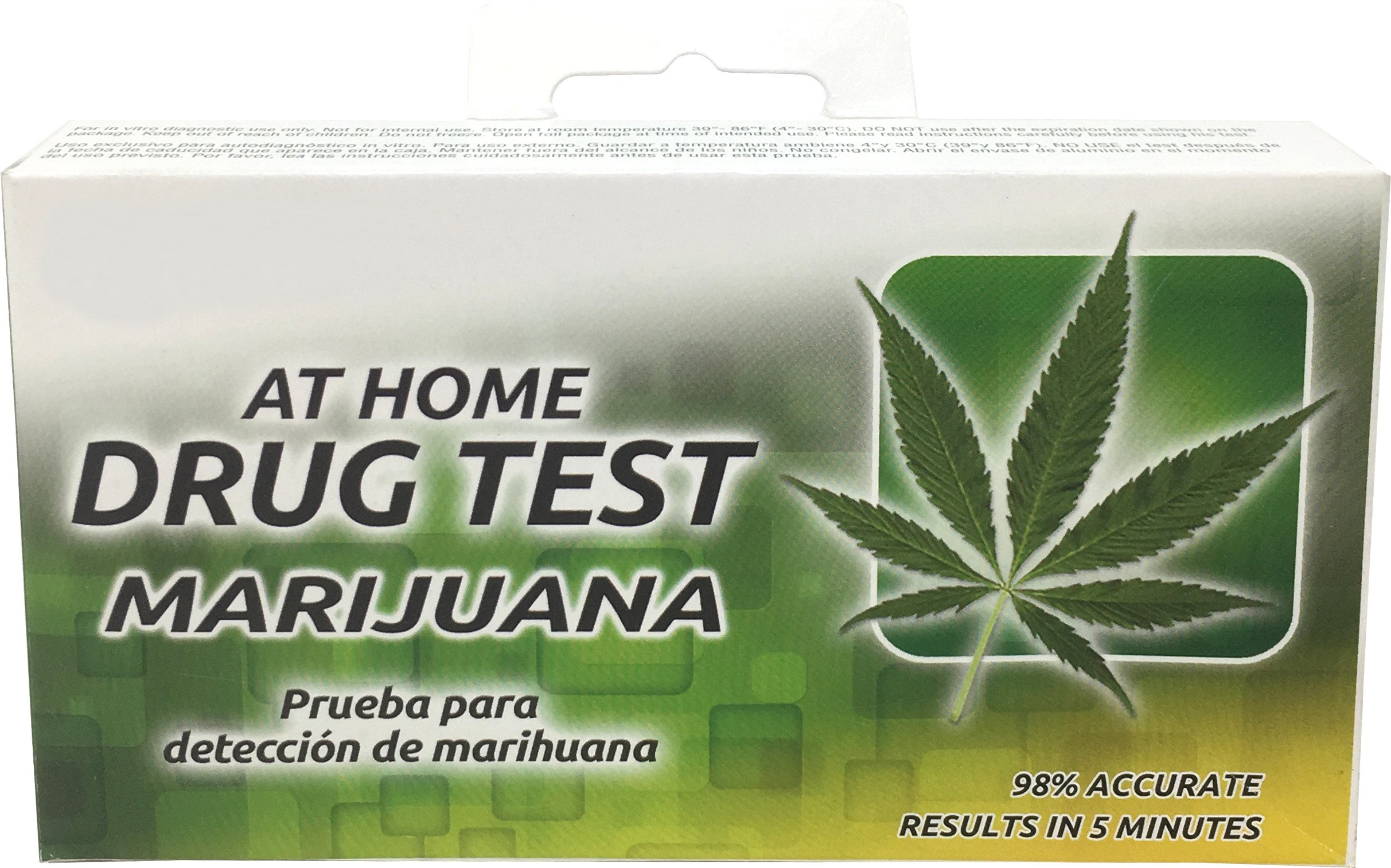 #1 Best Selling Marijuana Easy at Home Drug Single Strip with Multiple Packs (16)