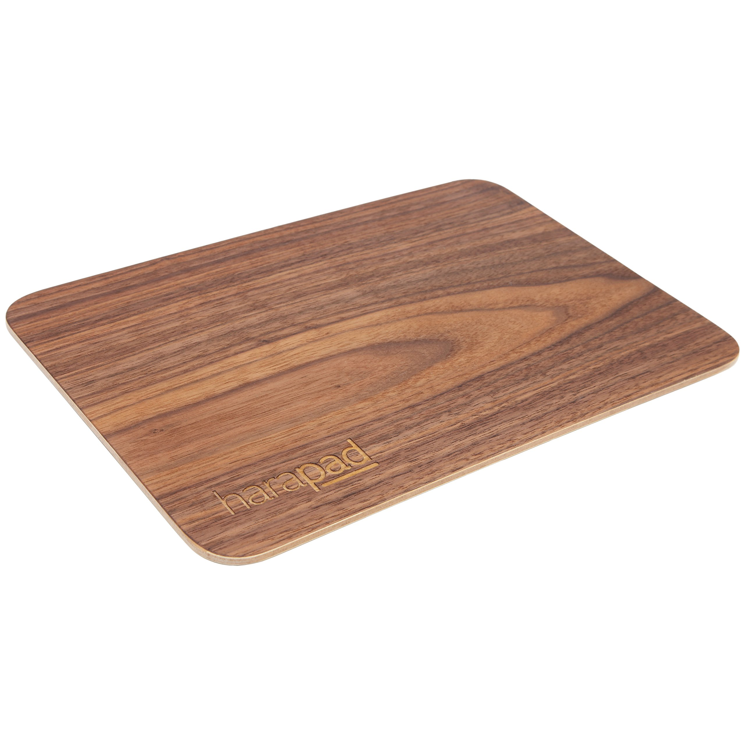 "Laptop EMF Pad Providing EMF and Radiation Protection. Real Wood for 17"" Laptops by HARApad"