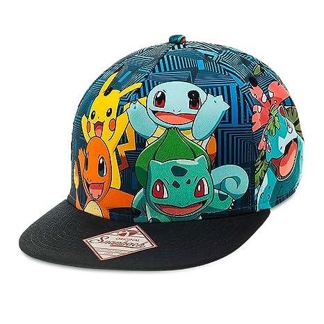 Pokemon Cap charma Nel & Friends Gorro Gorra snapback Pokémon ...