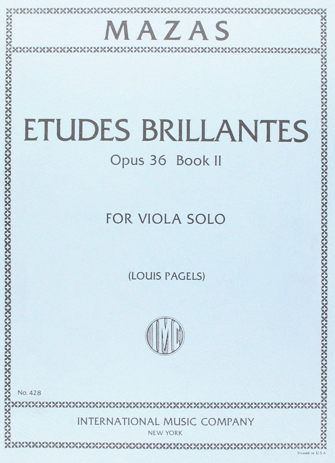 Etudes Op. 36 Vol.2 Etudes Brillantes pdf