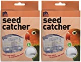 (2 Pack) Seed Catcher, Large