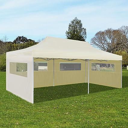Marquee Cream Tent Waterproof Canopies