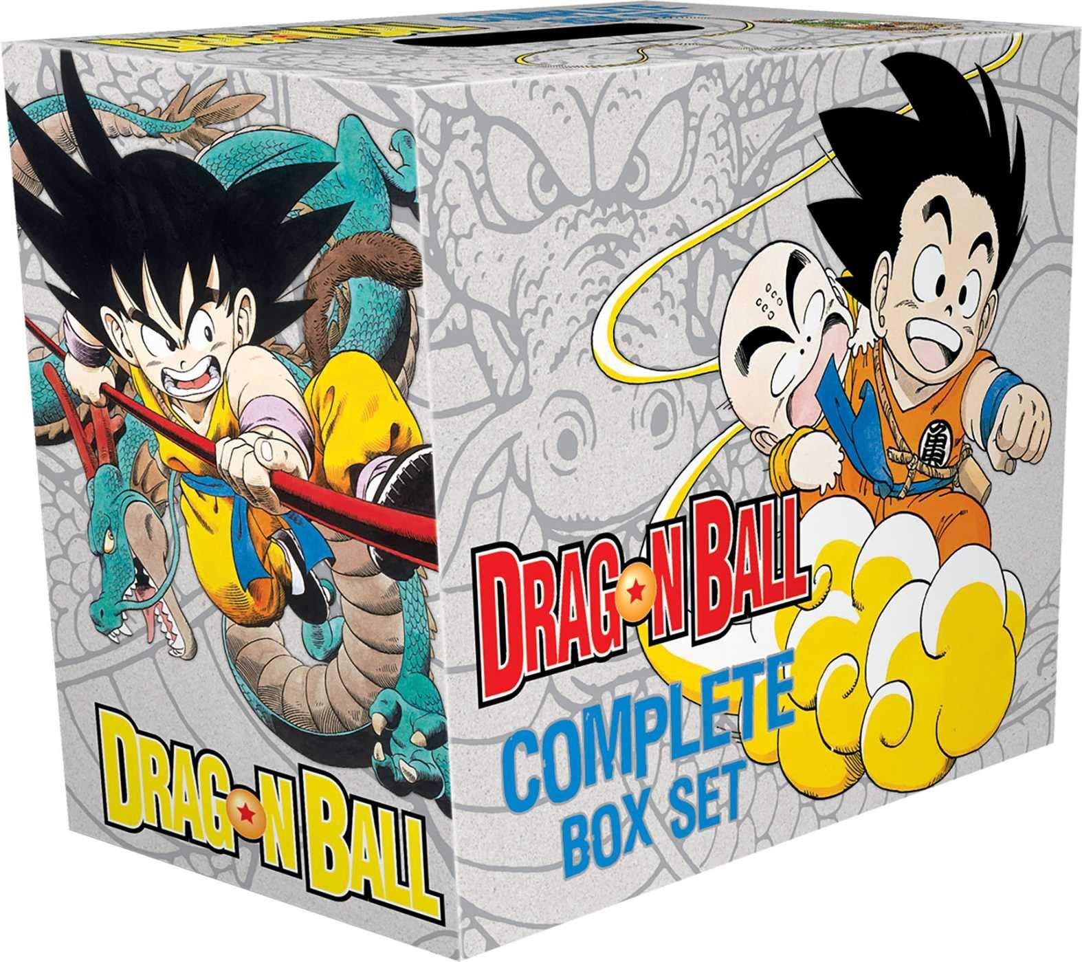 Dragon Ball Complete Box Set: Vols. 1-16 with premium by VIZ Media LLC
