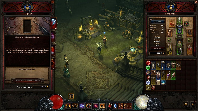 Diablo III Reaper Of Souls - Édition Collector [Importación ...