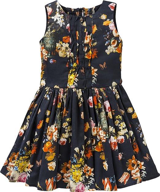 Kleid dunkelblau 128