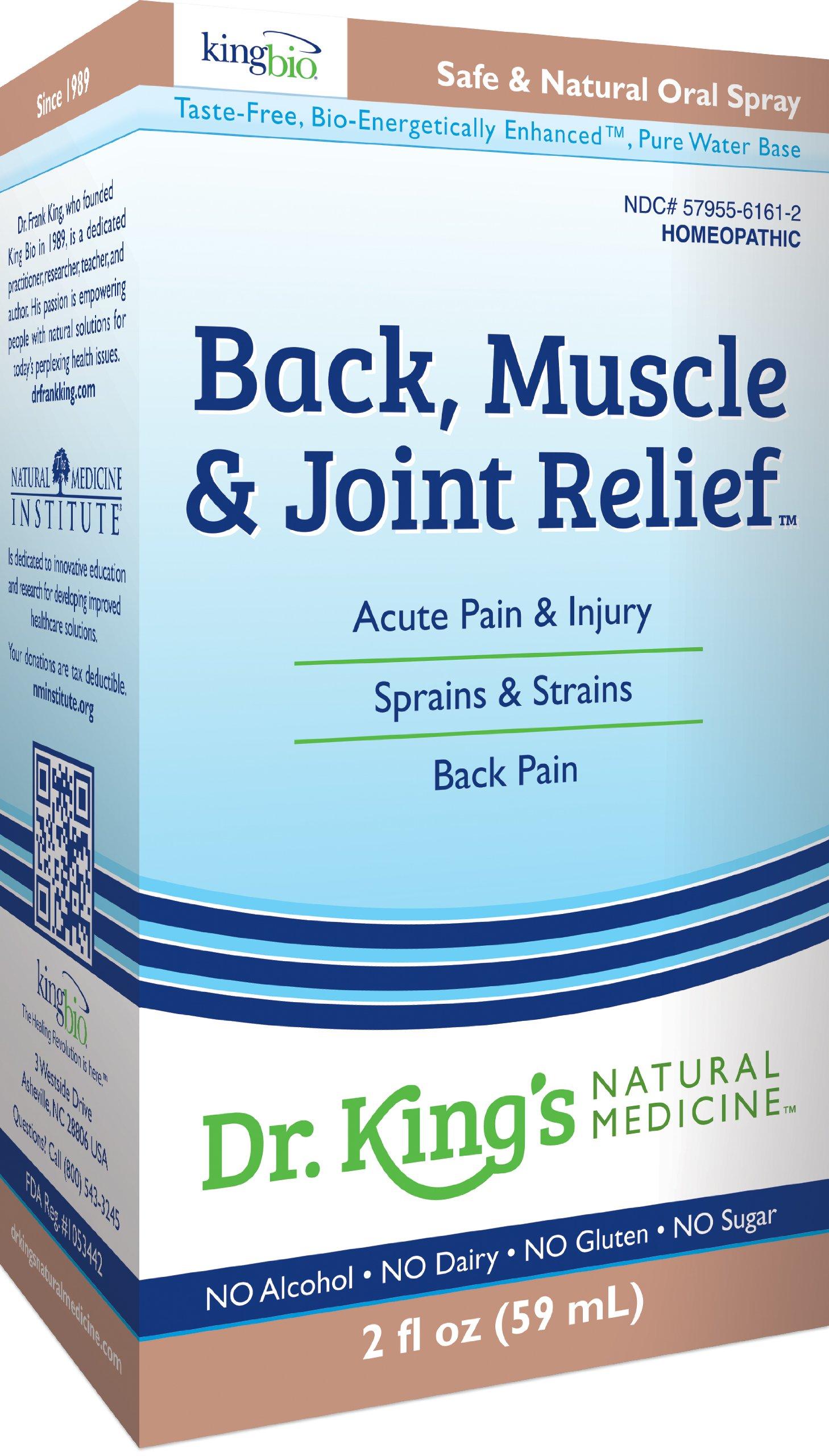 Amazon.com: Dr. King\'s Natural Medicine Headache Relief, 2 Fluid ...