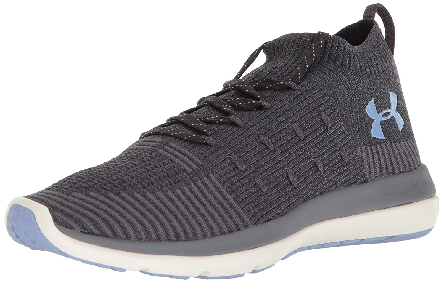 Under Armour Women's Slingflex Rise Sneaker B0728BZXBM 6.5 M US|Anthracite (102)/Graphite