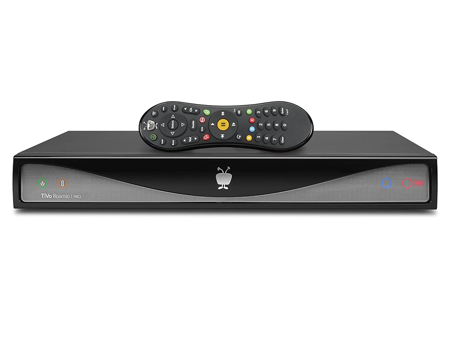 amazon com tivo roamio pro 3 tb dvr old version digital video recorder and streaming media player electronics