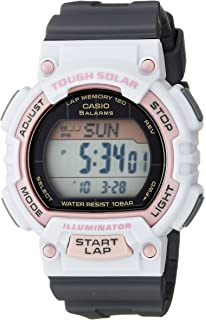 Amazon.com  Casio Women s W-S220C-4BVCF