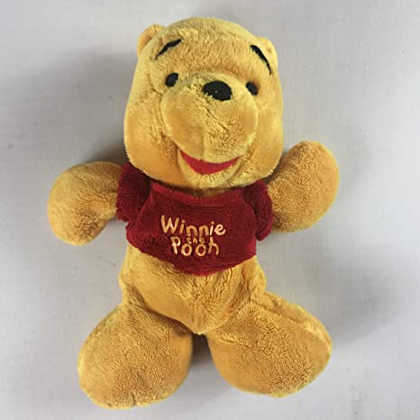 29da60fc41a4 Amazon.com   dds Disney Pooh Bear Plush 11