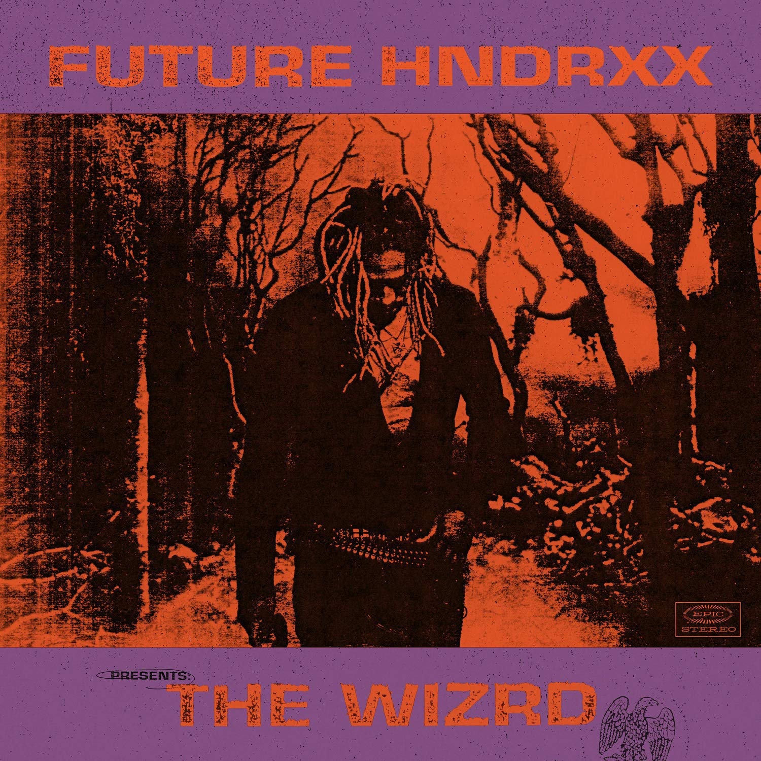 CD : The Future - Future Hndrxx Presents: The Wizrd (CD)