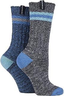 Damen Socken  Gestreift Gr 36-40 NEU