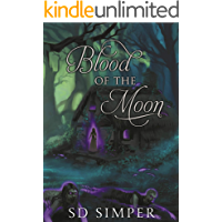 Blood of the Moon (Fallen Gods Book 3) book cover