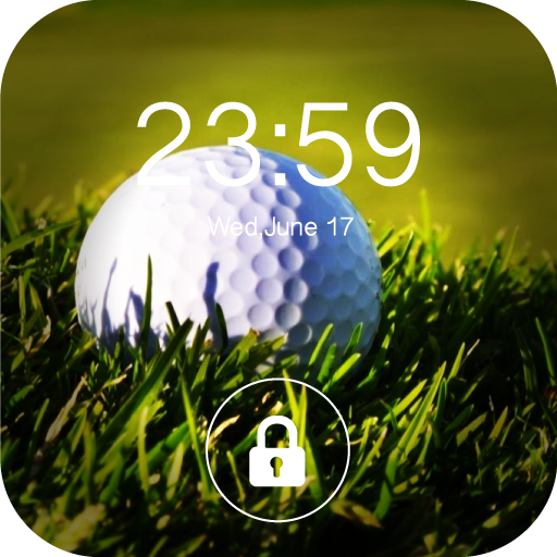 Costume Hitman 47 (Golf Screen Lock : Theme & Wallpaper)