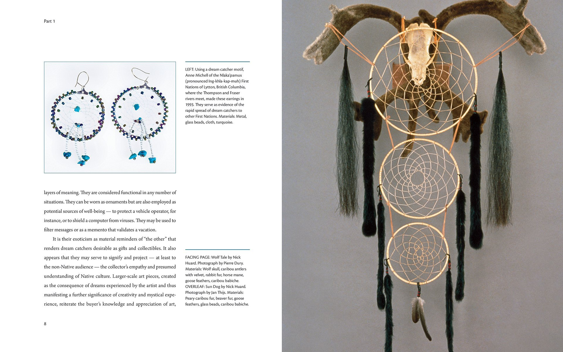 Dream Catcher Significance Dream Catchers Legend Lore and Artifacts Cath Oberholtzer 29