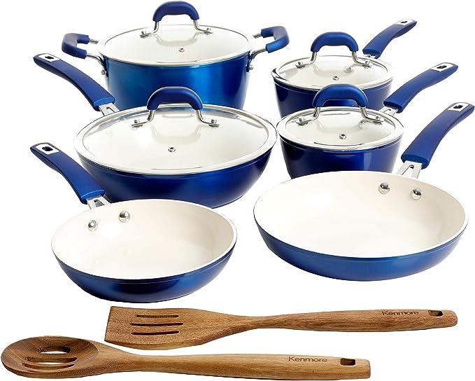 Kenmore Arlington Ceramic Cookware