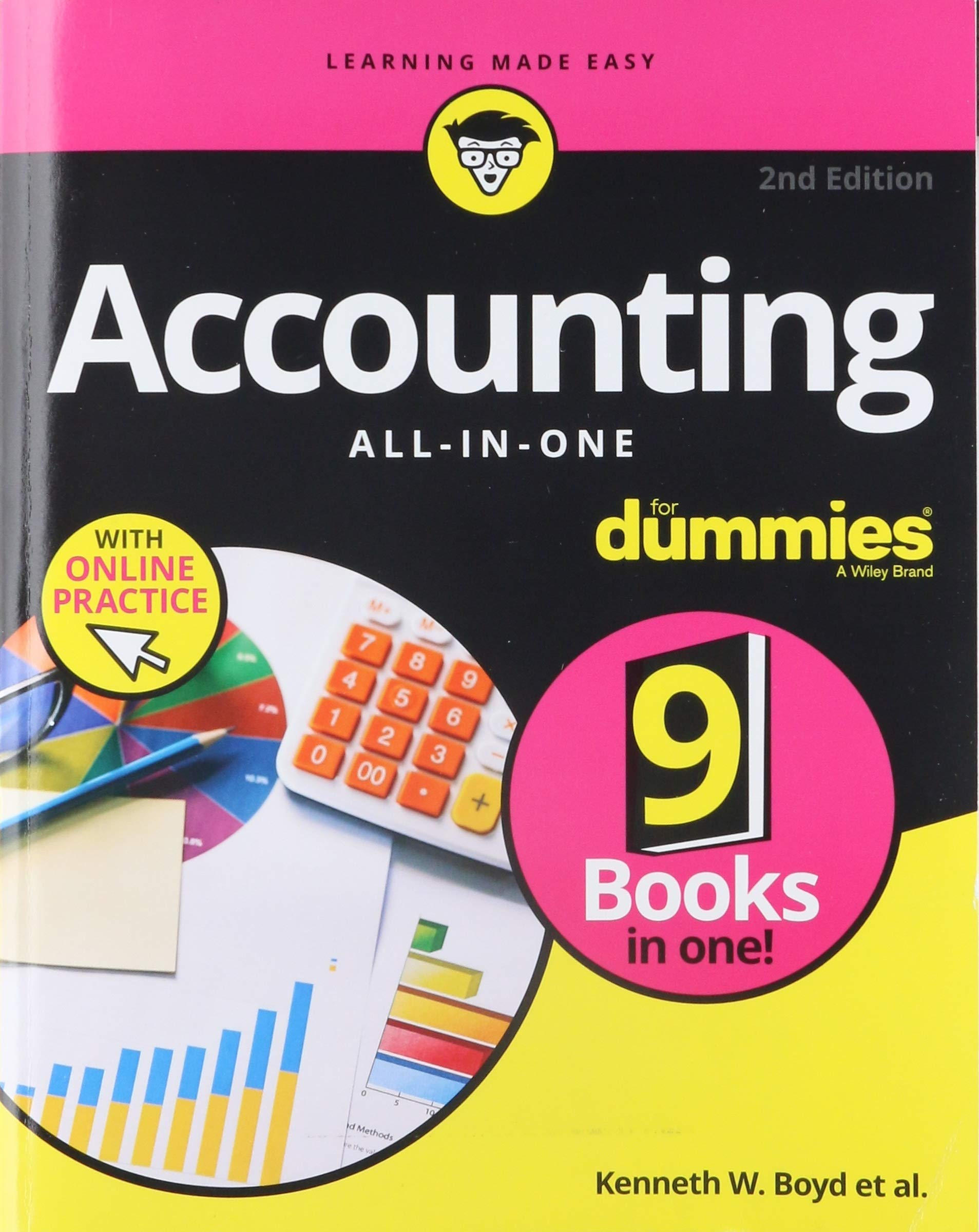 Accounting All Dummies Online Practice product image