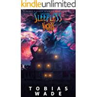 Sleepless Nights: 150+ Short Horror Stories and Legends (Haunted Library) book cover