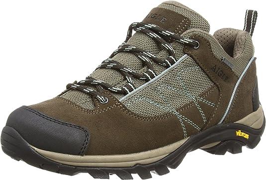 Aigle Mooven Low Gore tex, Chaussures de Randonnée Basses