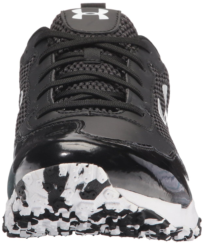 Bajo La Racha Ii Zapatos Del Césped Negro De Los Hombres De Armadura kOqD9