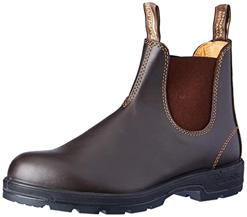 0e2ac314a8ba BLUNDSTONE 585 RUSTIC BROWN STIVALETTO ELASTICI MARRONE (11 UK ...