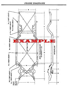 1964 buick lesabre wildcat electra riviera laminated frame diagram