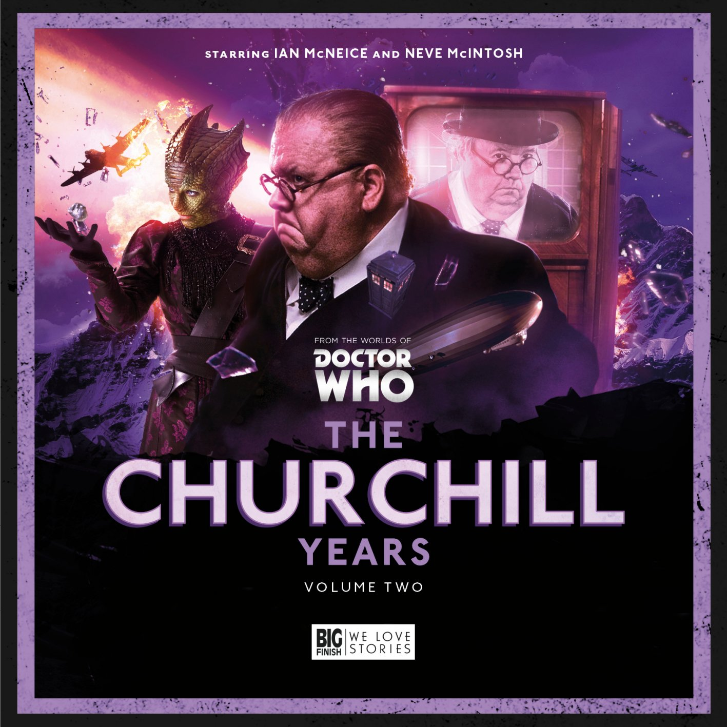 Read Online The Churchill Years - Volume 2 (Doctor Who - The Churchill Years) pdf
