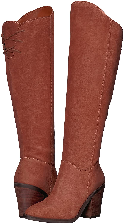 Lucky Brand Frauen Geschlossener Zeh Fashion Stiefel Braun Groesse Groesse Braun 8 US  39 EU 2f0c61