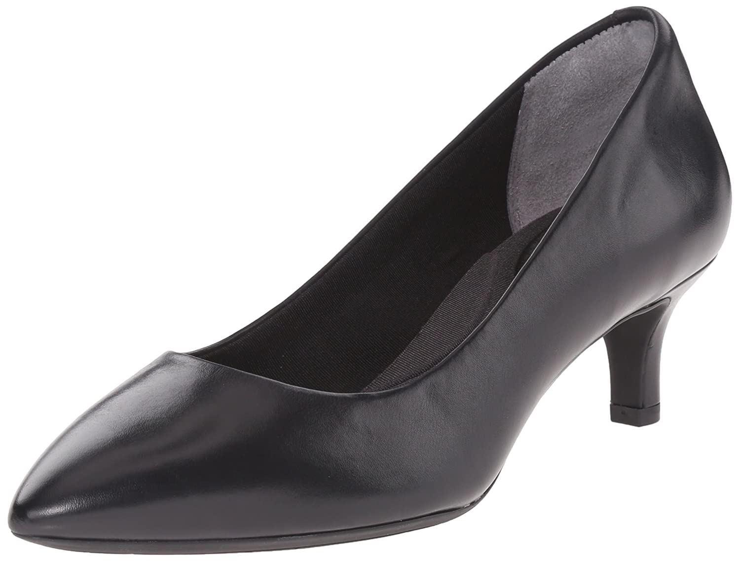 schwarz Calf Rockport damen& 039;s Total Motion Kalila Dress Pump