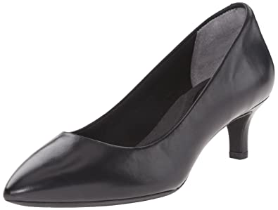 5708cdecdae Rockport Women s Total Motion Kalila Pump Black Calf ...