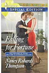 Falling for Fortune (The Fortunes of Texas: Welcome to Horseback Hollow Book 5) Kindle Edition