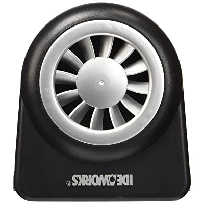 IdeaWorks Solar Auto Fan/Vent (1-Pack): Home & Kitchen [5Bkhe0913385]