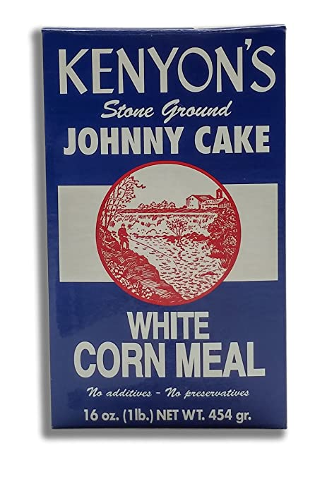 KENYON CORN MEAL COMPANY Mix Johnny Cake
