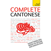 Complete Cantonese (Learn Cantonese with Teach Yourself): EBook: New edition (Teach Youreself)