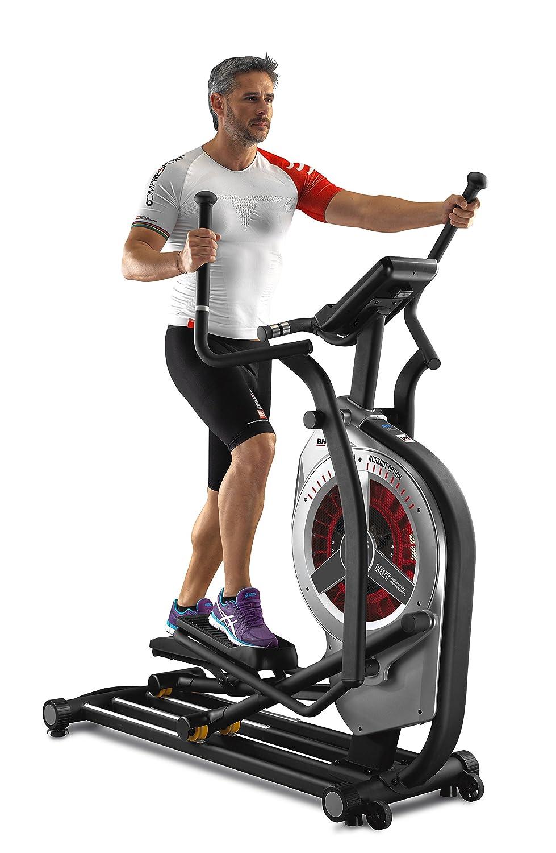 Bh Fitness - Bicicleta elíptica cross1000 dual con envío gratis: Amazon.es: Deportes y aire libre