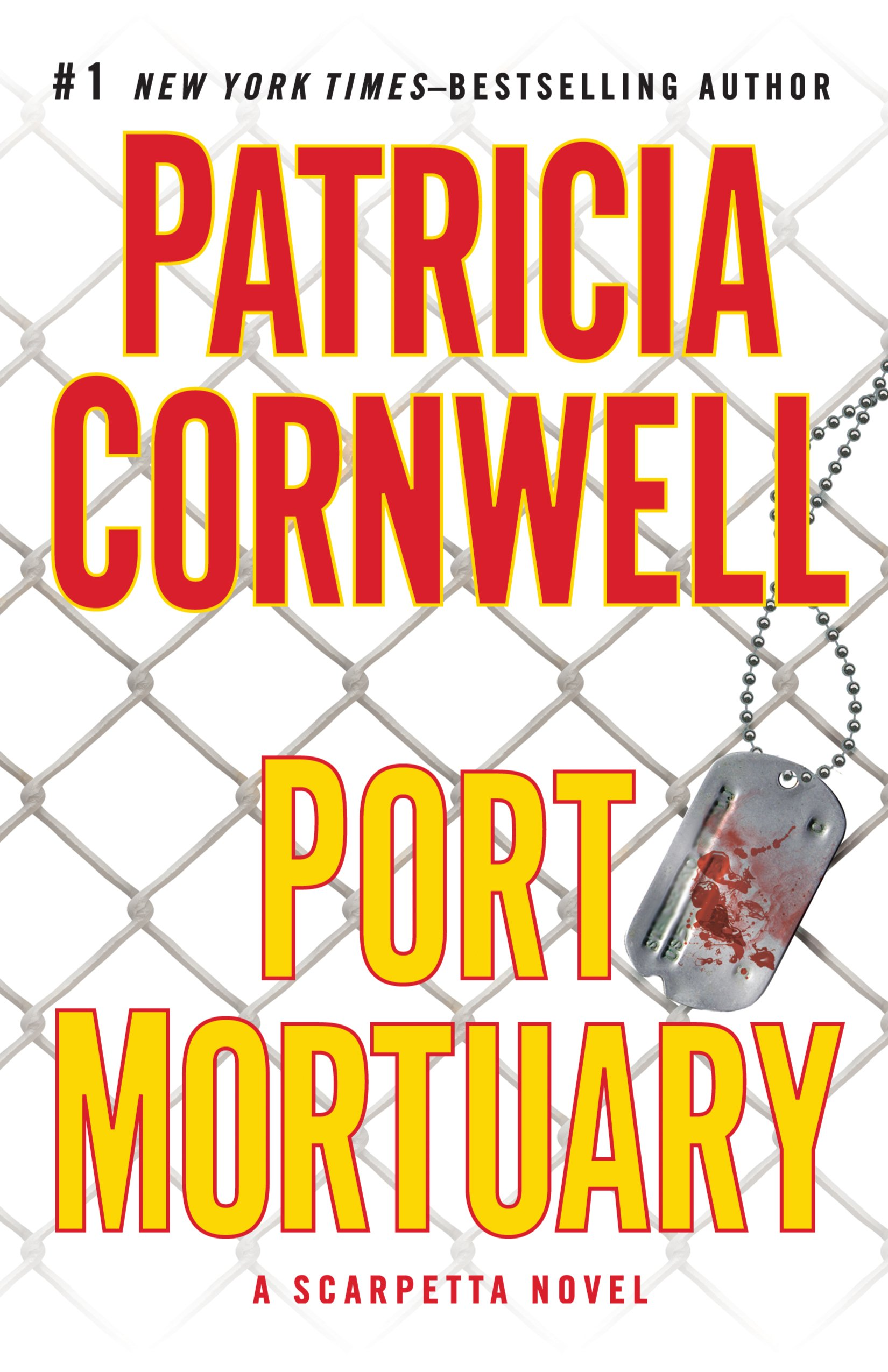 Port Mortuary (Kay Scarpetta) pdf