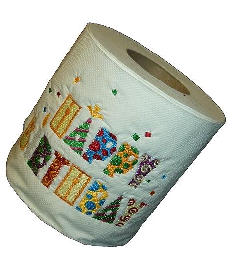 Papier Toilette Fantaisie Personnalisé Cadeau D'Anniversaire