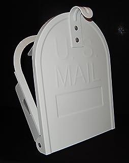6 1/4 Inch (Width) RetroFit \ Snap-In\  Mailbox Door & Amazon.com: Brick Mailbox Replacement Door 6 Inch by Better Box ...