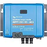 Controlador carga bateria solar victron aldo solar scc125085210 smartsolar mppt 250v 85a 12/24/48v tr smart energy