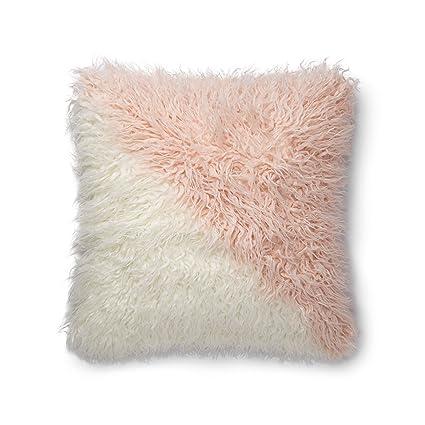 Mongolian fur pillows Couch Image Unavailable Image Not Available For Amazoncom Amazoncom Now House By Jonathan Adler Faux Mongolian Fur Pillow