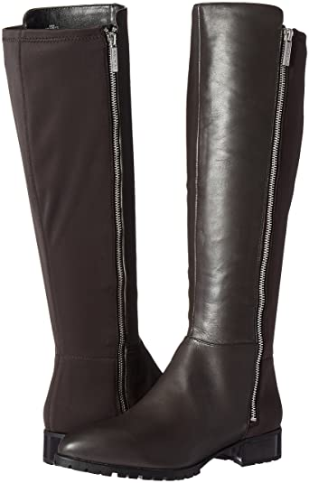 Amazon.com: Nine West Legretto Botas a la rodilla, para ...