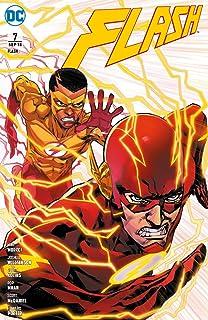 FLASH 5 IM GRIFF DER FURCHT DC REBIRTH Comic PANINI die Schlacht um die Zukunft