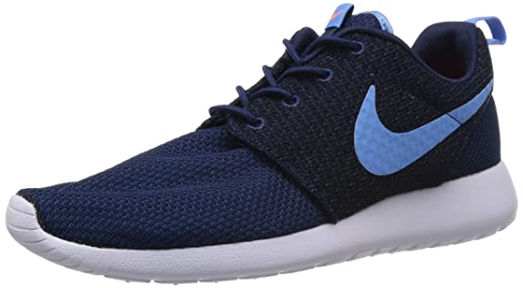 Nike Rosherun (Midnight NavyUniversity Blue Total Orange