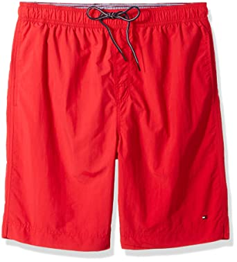 ac75e1120ce6e Tommy Hilfiger Men's Big and Tall Swim Trunks | Amazon.com