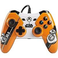 Xbox One Control Star Wars BB-8 Episodio VII, color naranja - Standard Edition