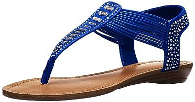 dc50f04de3776 Madden Girl Women s TRIIXIE Flat Sandal