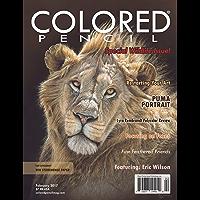 COLORED PENCIL Magazine - February 2017
