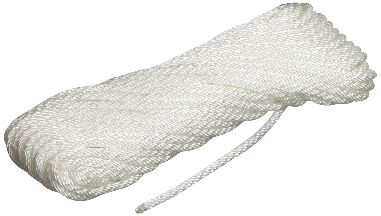 Rope King BN-31650 Braided Nylon Rope 3/16 inch x 50 feet